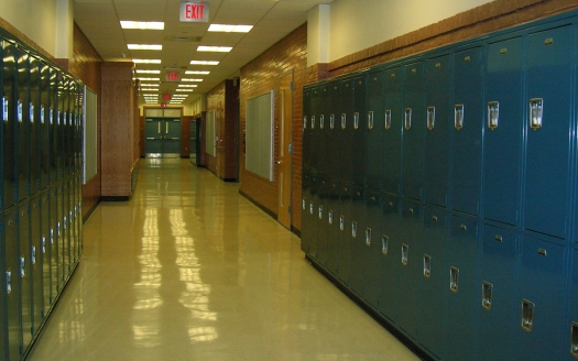 GirlBack2School_school